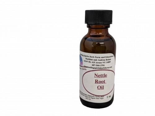 Nettle Root Oil