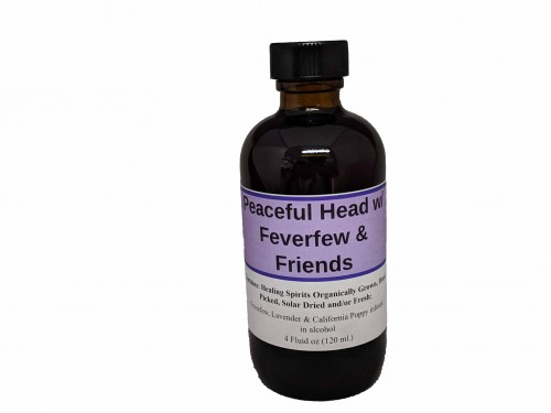 Peaceful Head Tincture
