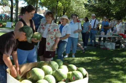 watermelon giveaway 2009 08