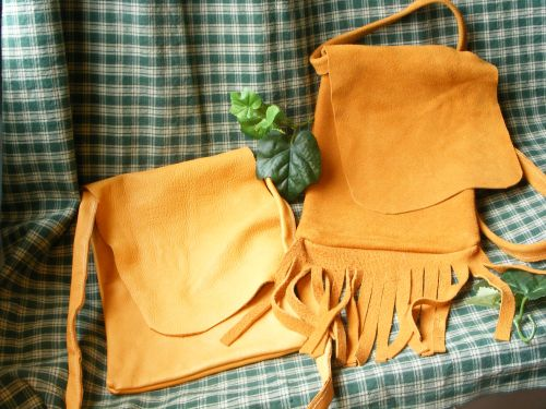 Medium Shoulder Bags- tan color