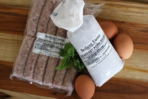 Breakfast Sausage, Small Links