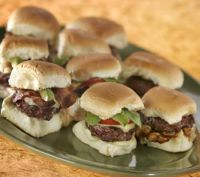 Farm Fresh Local Black Angus  Little Beef Burgers (Sliders)