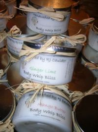 Organic Shea Butter  Body Whip Bliss