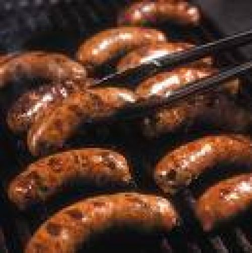 "Farm Fresh Local Italian Sausage ""Grillers"""