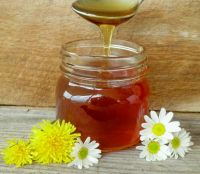 Raw Wildflower Honey- half pint
