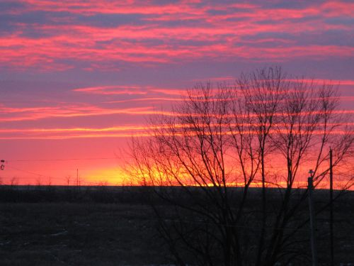 Sunrise Feb 12th, 2011