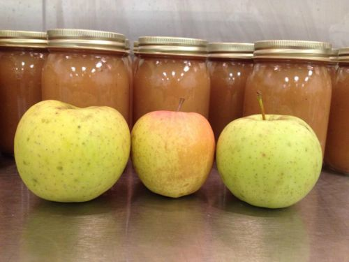 A is for Applesauce Saturday, November 4 9am-12pm