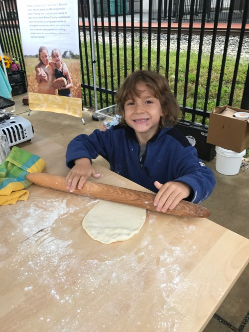 Pizza & Flatbread-Child Saturday, July 28 9:30am-11:30am