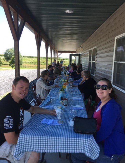 Breakfast on the Farm Saturday, May 25 9am
