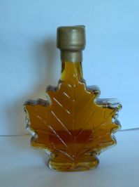 Maple Leaf Glass