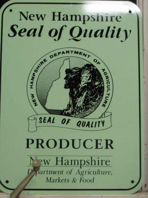 We meet the State's Seal of Quality program requirements