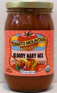 Tomatoes: Bloody Mary Mix, 16oz