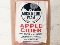 Apple Cider from Mick Klug