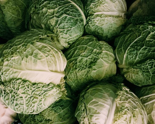 Green Cabbage 2lbs
