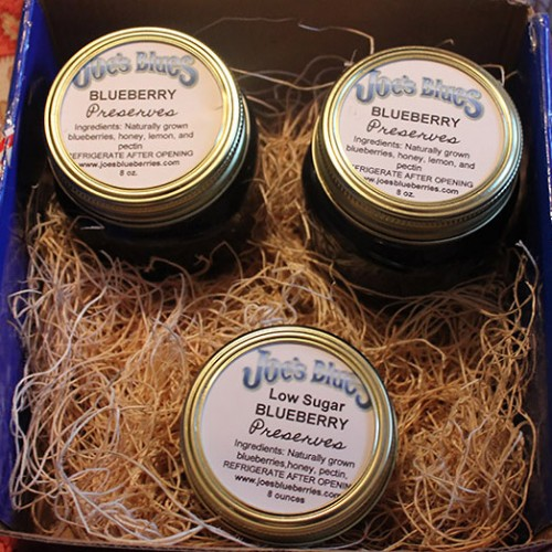 Blueberry Preserves from Joe's Blues