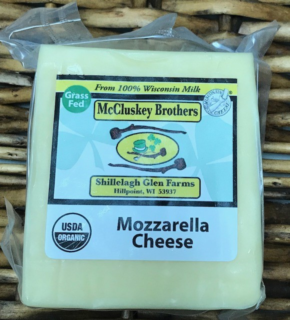 Cheese: Mozzarella, 1/2lb
