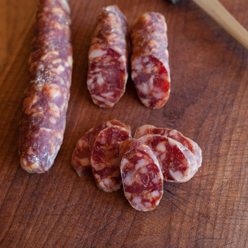 Salami from Underground Meats