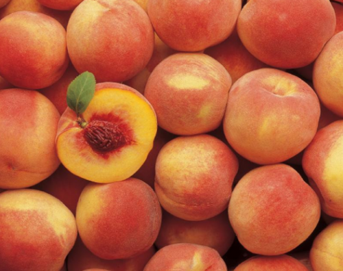 Peaches from Mick Klug