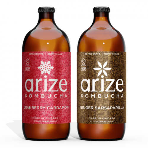 Kombucha from Arize