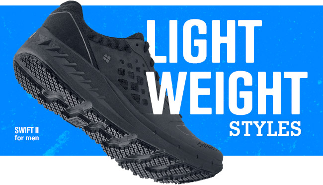 SHOP ATHLETIC LIGHTWEIGHT STYLES