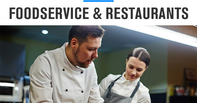 FOODSERVICE AND RESTAURANTS