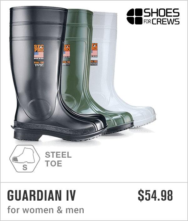 GUARDIAN IV Steel Toe