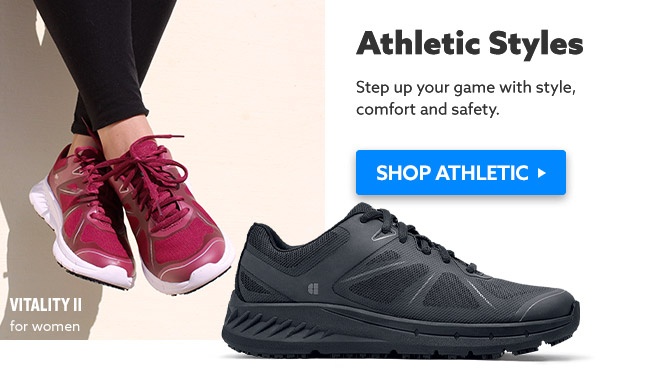 SHOP ATHLETIC STYLES