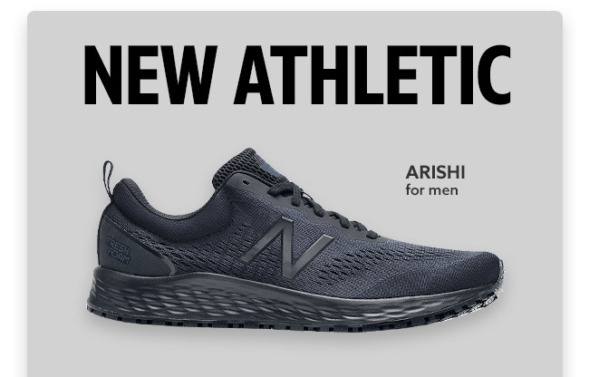 NEW ATHLETIC STYLES