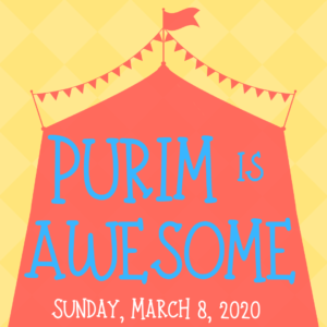Purim is Awesome! @ Beth Am Synagogue