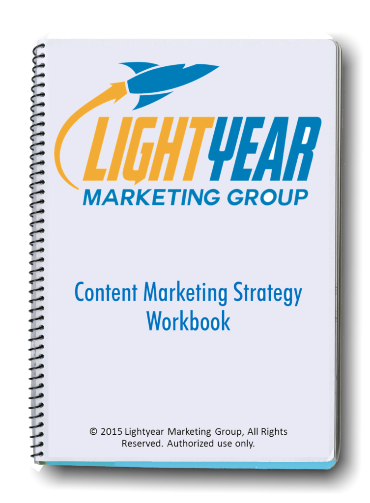Content Marketing Strategy Workshop Notebook
