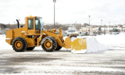 snow removal equipment can be leased or financed
