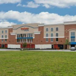 YourSpace Storage at Owings Mills - Exterior Image Showing Self Storage Facility