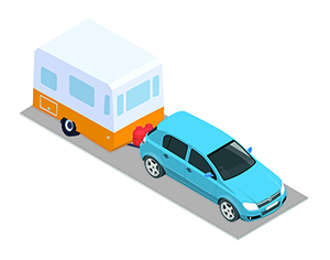 11x30 Outdoor Vehicle Storage Unit