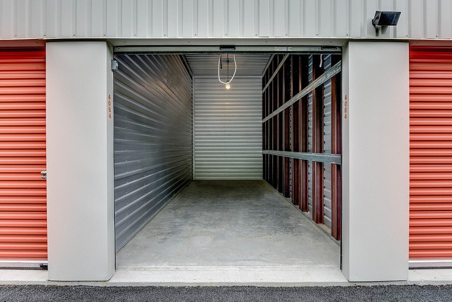 YourSpace Storage at Bel Air - Exterior Self Storage Units