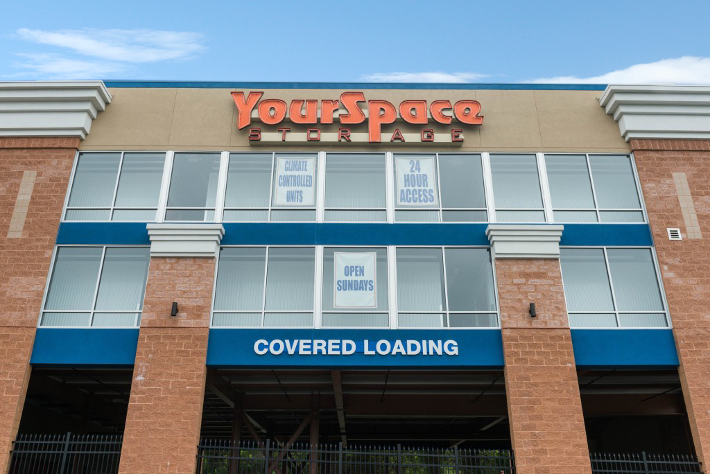 YourSpace Storage at Bel Air - Beautiful New Storage Facility Located on Emmorton Road Features Two Covered Loading Areas