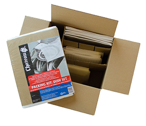 Moving, Storage, & Packing Supplies at YourSpace Storage in Maryland: Dishware Packing Kit