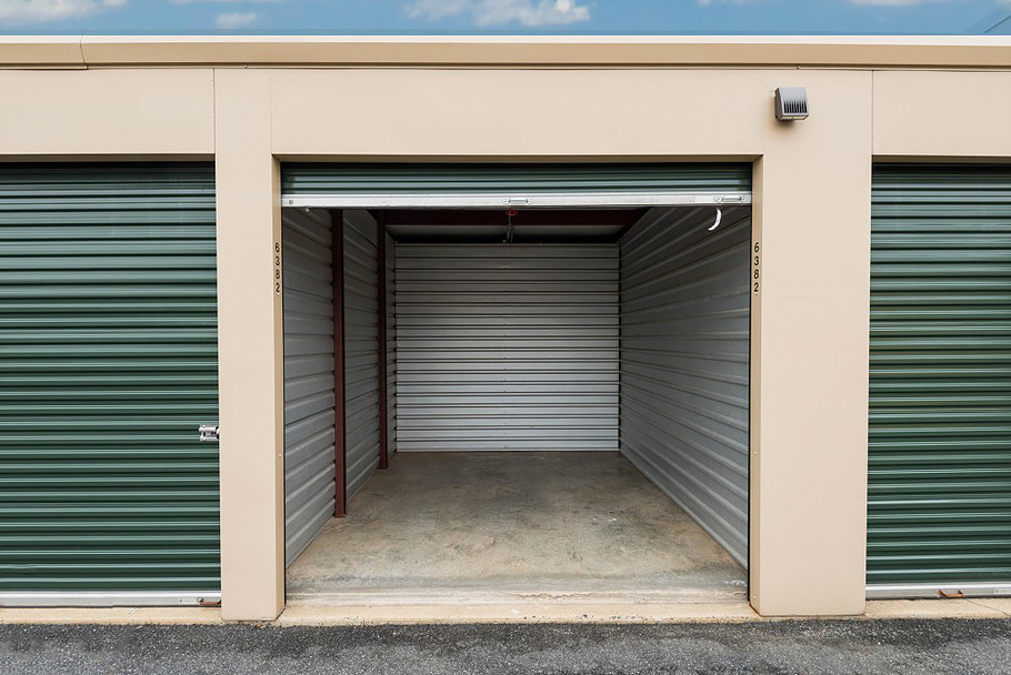 YourSpace Storage at Hickory in Bel Air, MD - Convenient Exterior Units
