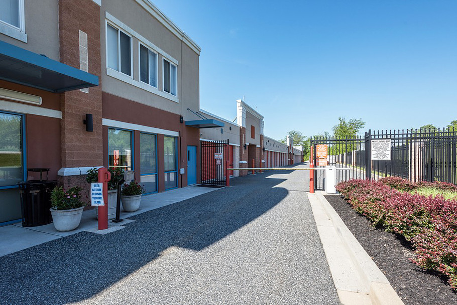 YourSpace Storage at Joppatowne - Gated Entry