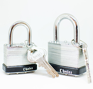 Moving, Storage, & Packing Supplies at YourSpace Storage in Maryland: Padlocks in Various Sizes