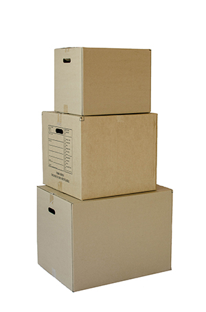 Moving, Storage, & Packing Supplies at YourSpace Storage in Maryland: Moving Boxes in a Variety of Sizes