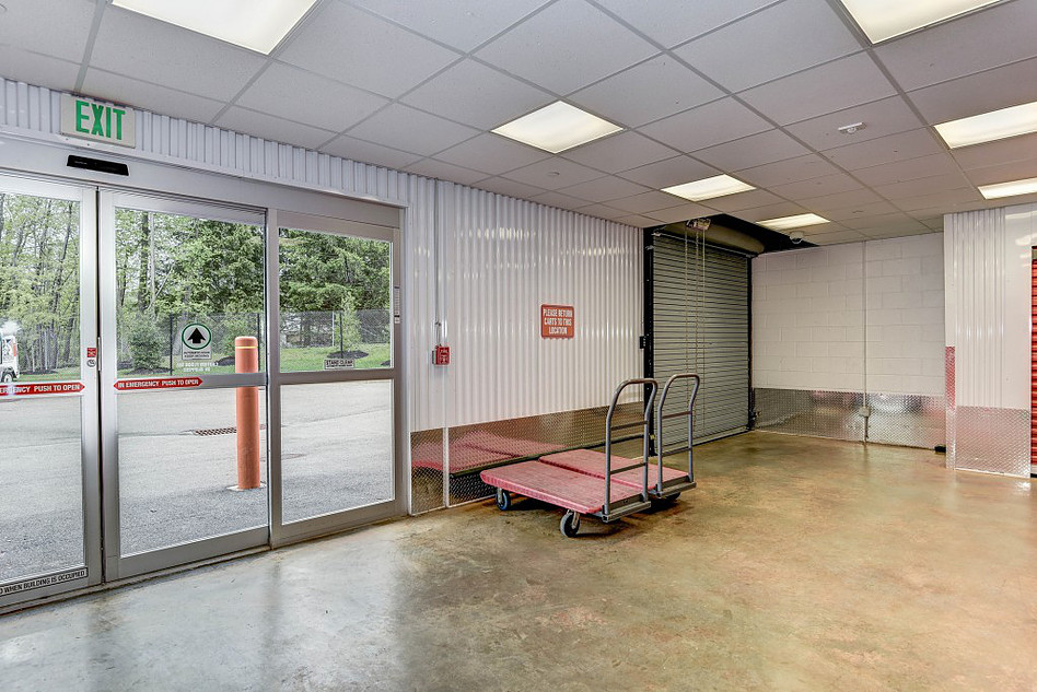 YourSpace Storage at Owings Mills - Carts & Dollies For Your Convenience
