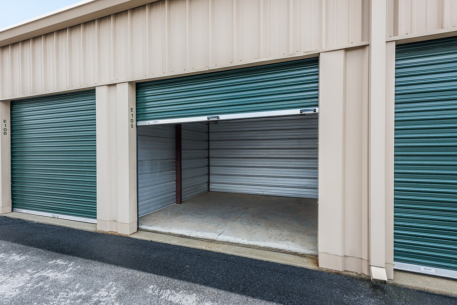 YourSpace Storage at Rolling Road in Windsor Mill, MD - Exterior Self Storage Unit