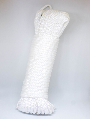 Moving, Storage, & Packing Supplies at YourSpace Storage in Maryland: White Nylon Tie-Down Rope