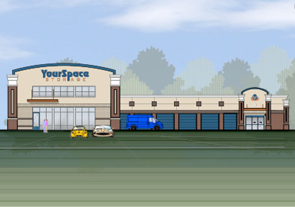 YourSpace Storage at Nottingham