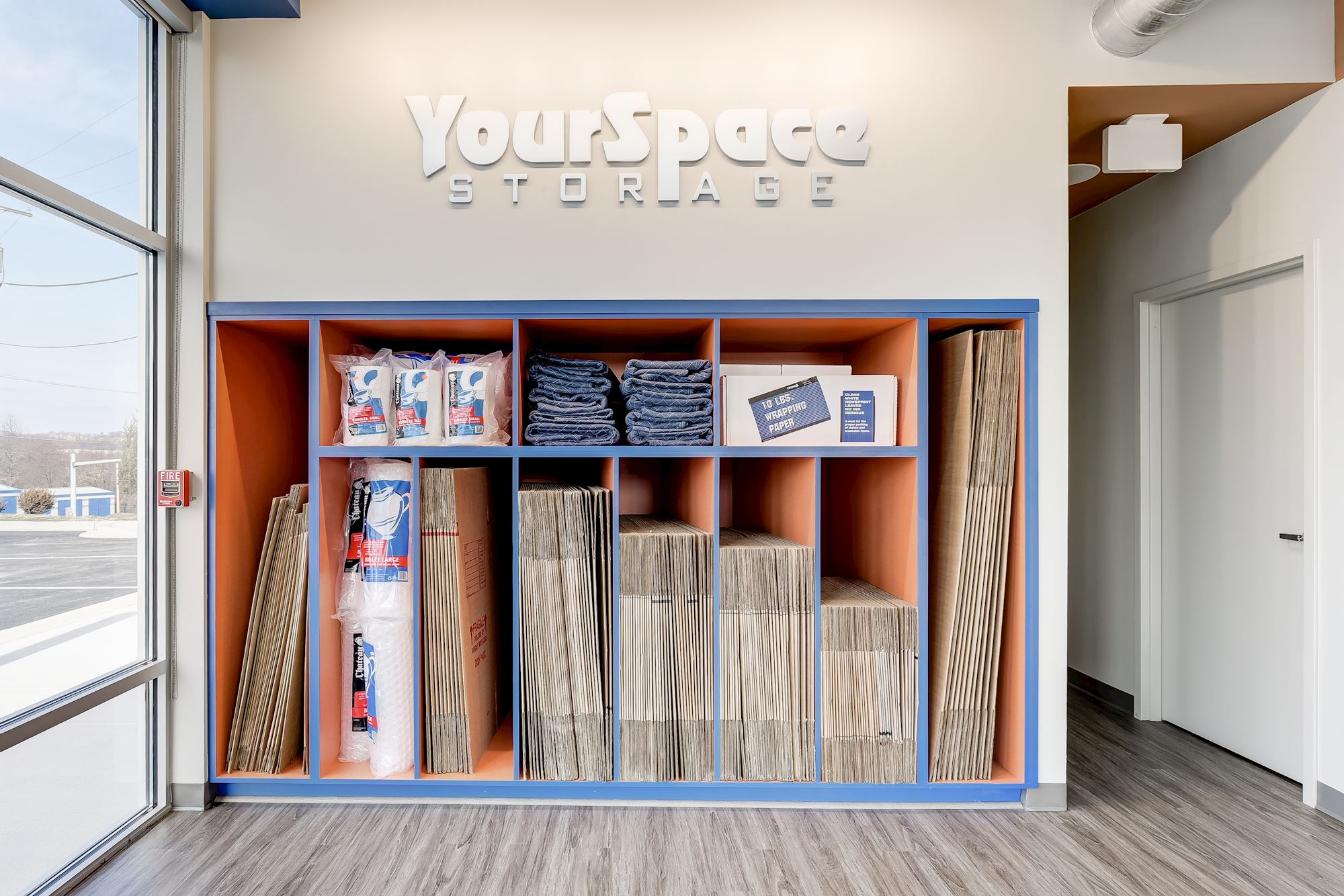 YourSpace Storage at Nottingham - Moving Boxes and Storage Supplies