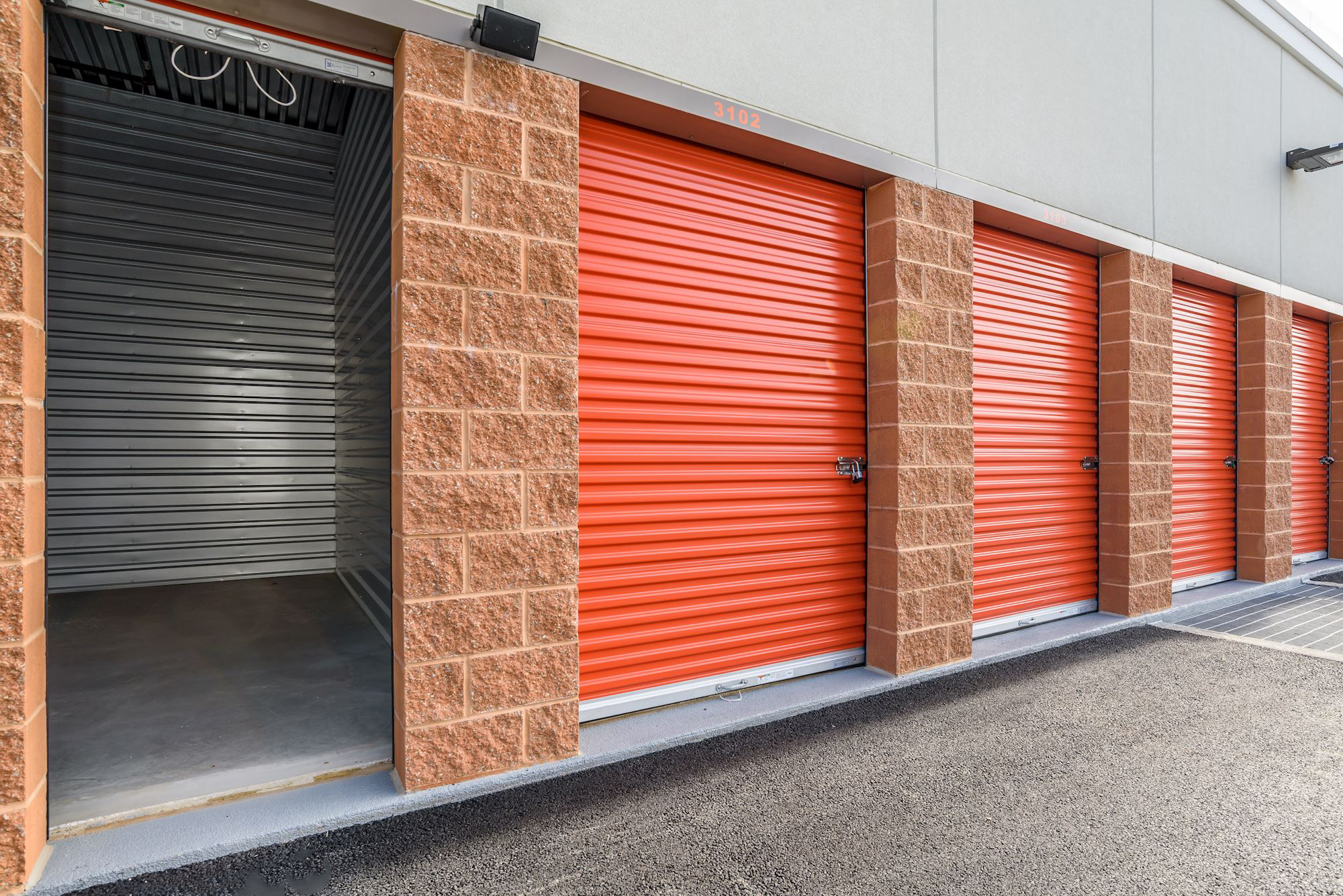 YourSpace Storage at Nottingham - Drive-Up Self Storage Units