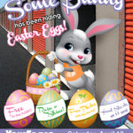 Easter egg Hunt at YourSpace Storage at Nottingham