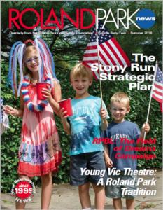 Summer 2016 Roland Park News