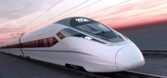 Maglev Train Proposal Promises 15 Minute Ride From Baltimore To D.C.