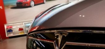 Tesla revs up after upbeat earnings